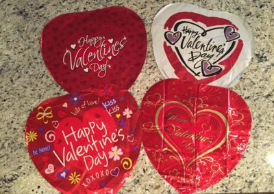 Valentines Day Balloons 2