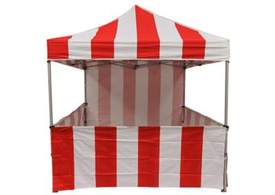 Pop Up Carnival Tent 8'x 8'